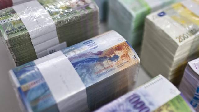 Im März 2013 hat das Parlament entschieden, dass langfristig nachrichtenlose Vermögen liquidiert und die Erlöse an die Bundeskasse abgeliefert werden müssen. (Symbolbild)