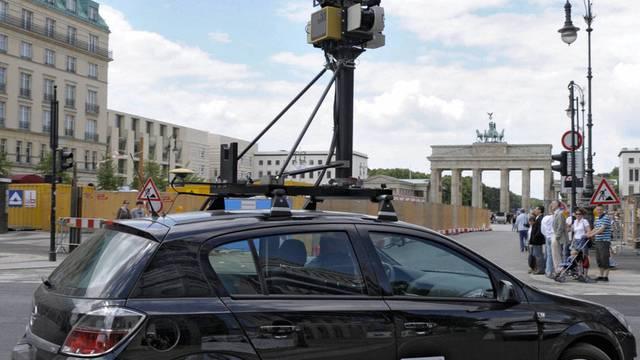 Google-Street-View-Auto in Berlin