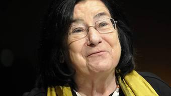 Die Autorin Christa Wolf (Archiv)