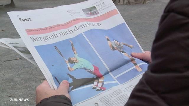 Federer oder Wawrinka?