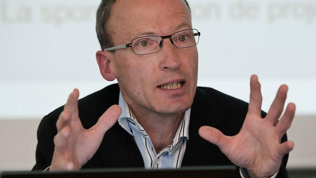 Matthias Kamber als Direktor von antidoping.ch hätte es gern gesehen, wenn russische Sportler in Rio nicht an den Start hätten gehen können