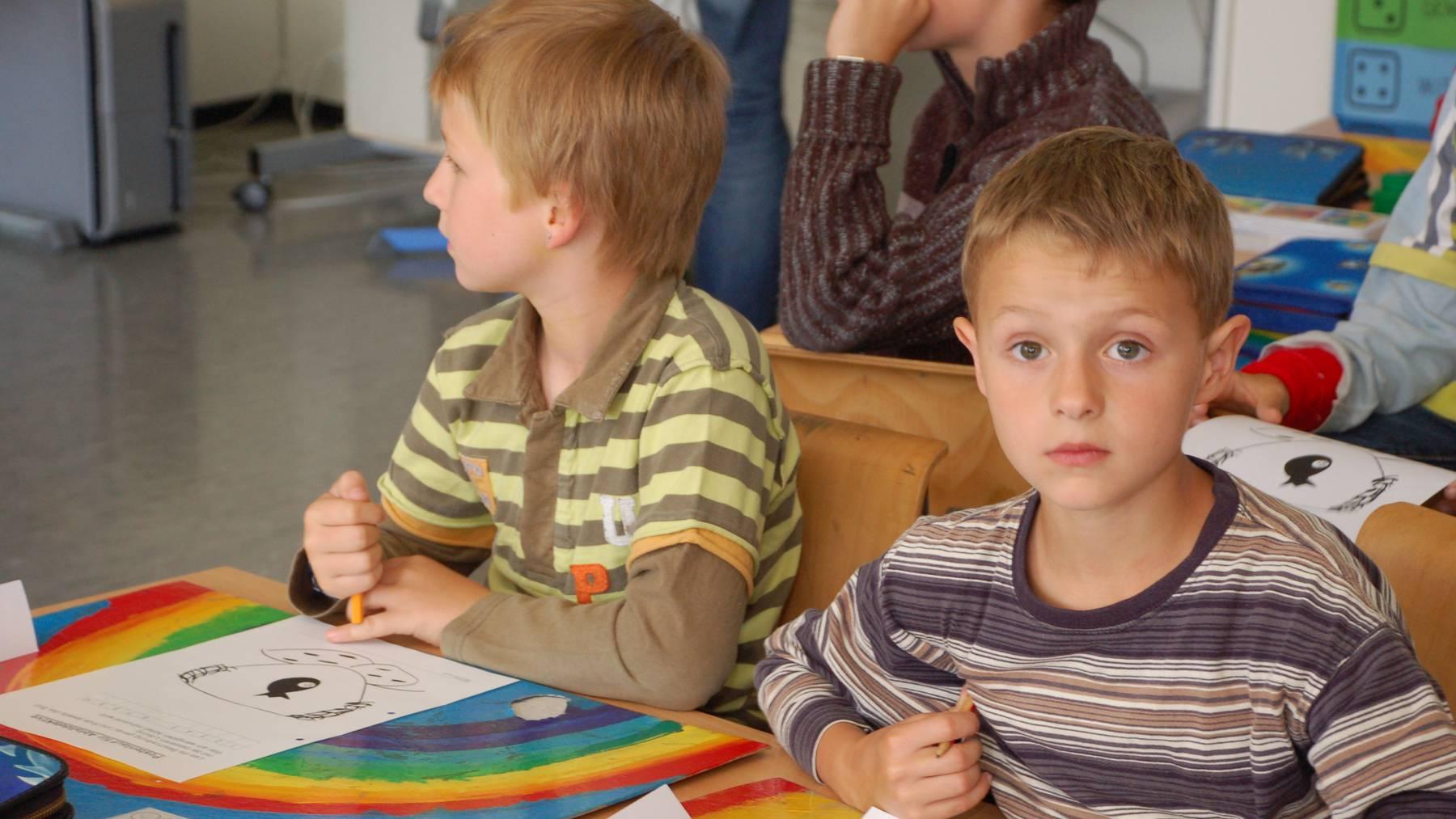 Luzerner Lehrer wollen bessere Arbeitsbedingungen