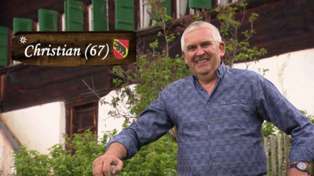 BAUER, LEDIG, SUCHT... ST12 - Portrait Christian (67)