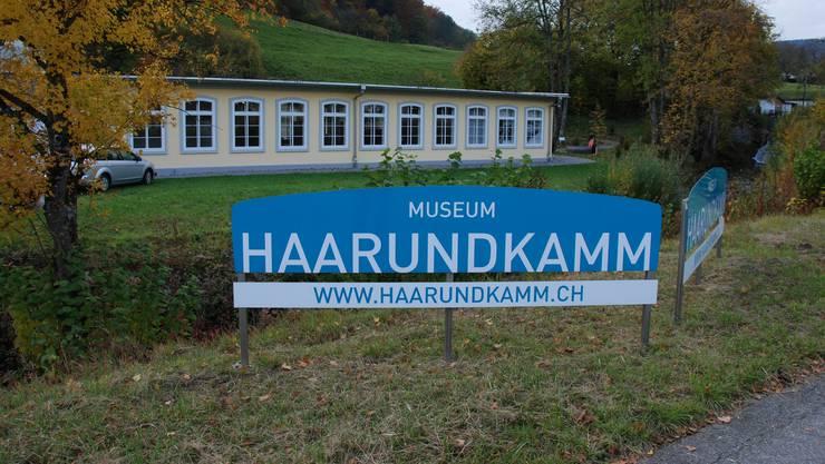 Das Museum Haarundkamm in Mümliswil.