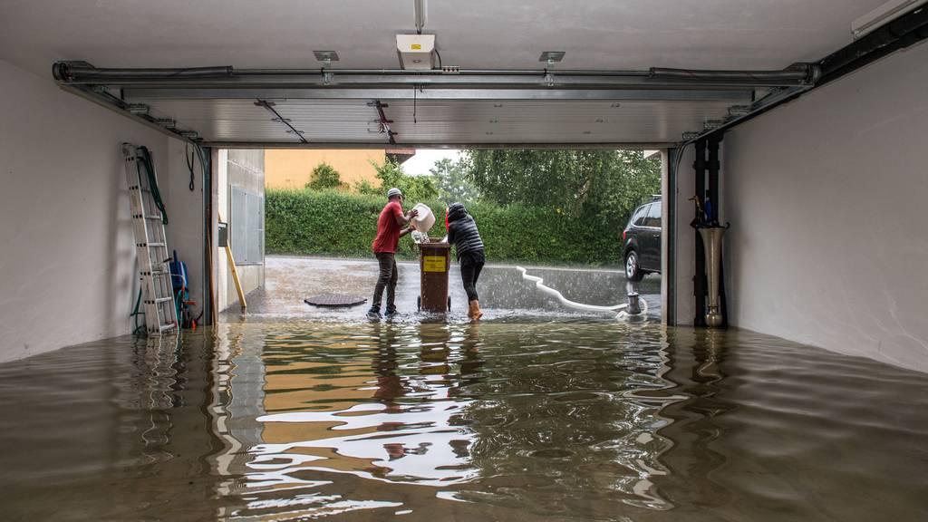 Mit diesen Massnahmen kannst du dein Zuhause vor Hochwasser schützen