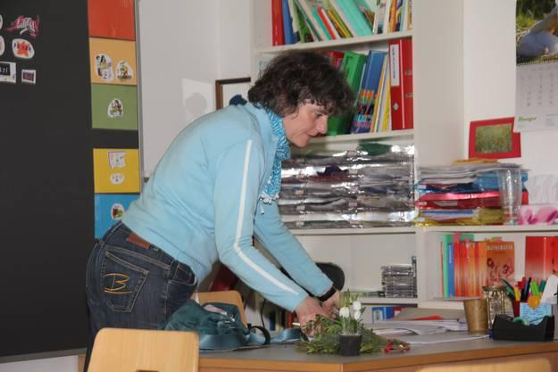 Cornelia Pfammatter unterrichtet derzeit fünf «schwierige Schüler»