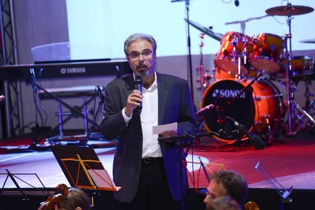 Stephan Hug, Präsident der Solothurner Musikschulen