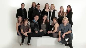 Teamfoto von RadioHoch2