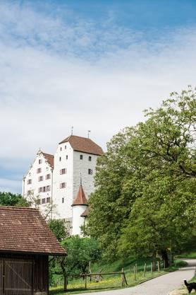 Kirchliche Hochzeit auf Schloss Wildegg