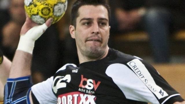 Der Berner Sepp Schwander erzielte fünf Treffer gegen Kriens-Luzern