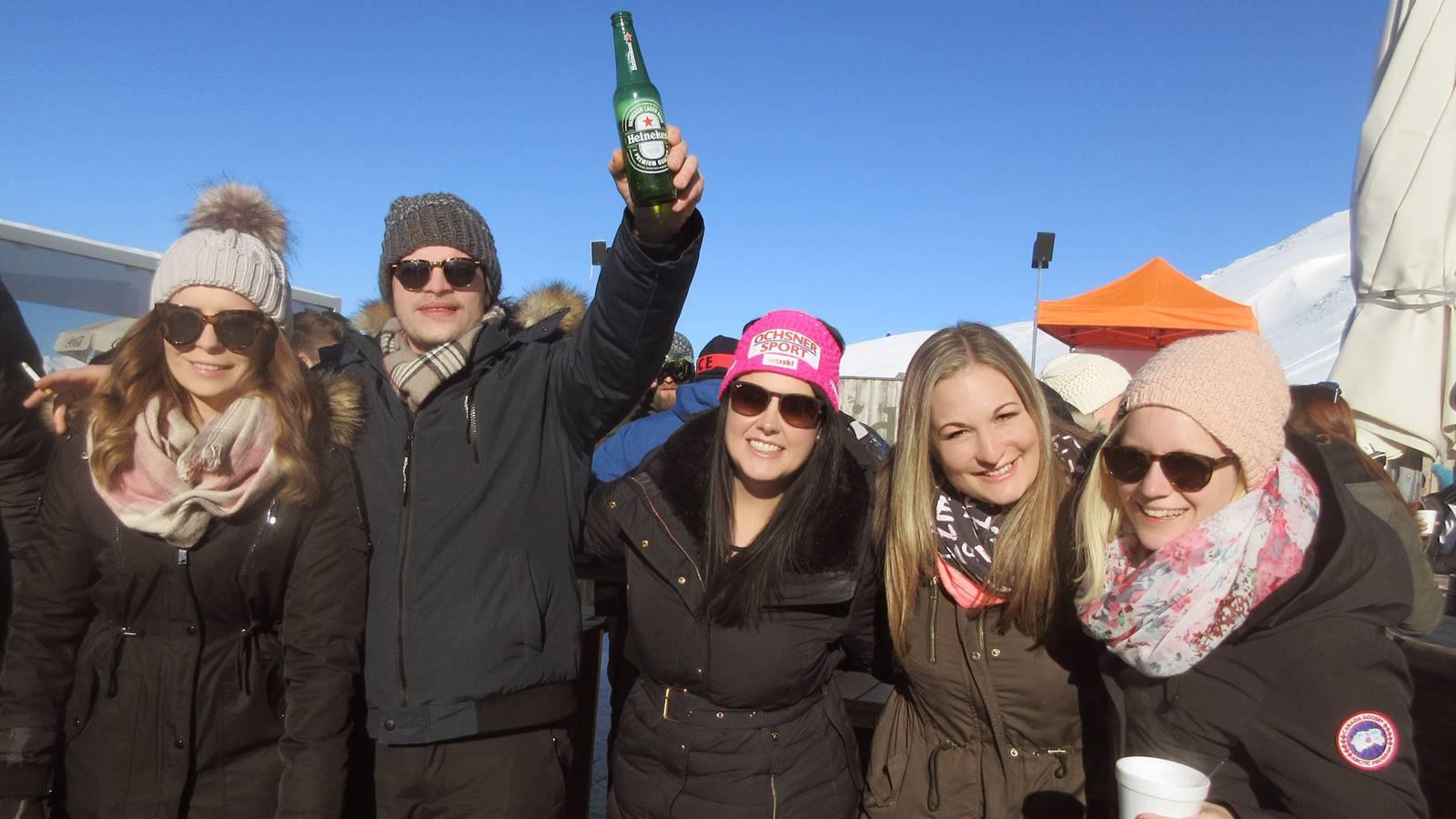 Argovia Skitag Lenzerheide 2018 (© Radio Argovia)