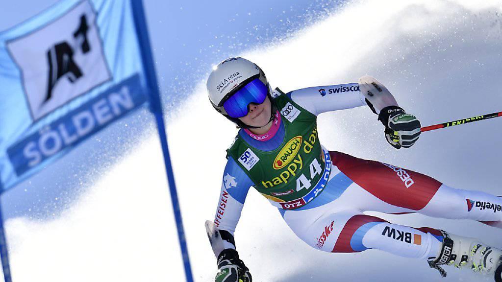 Für Aline Danioth ist die Ski-Weltcup-Saison 2016/17 gelaufen