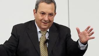 Ehud Barak bestätigt in München den israelischen Luftangriff indirekt