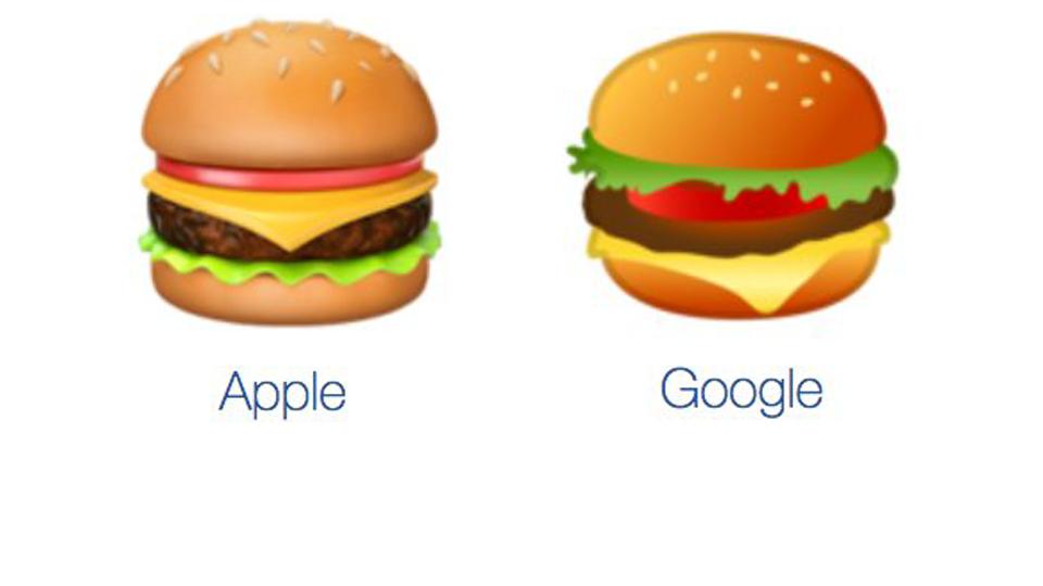 Emoji Burger