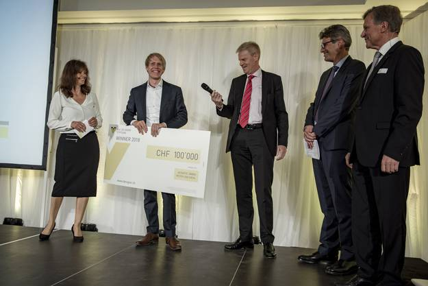 Gewinner Peter Udo Diehl, Audatic