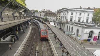 Der Unfall ereignete sich am Bahnhof Stadelhofen.
