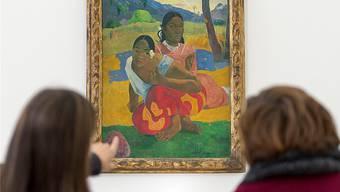Die Paul Gaugin Ausstellung in der Fondation Beyeler verzeichnete im letzten Jahr die meisten Besucher