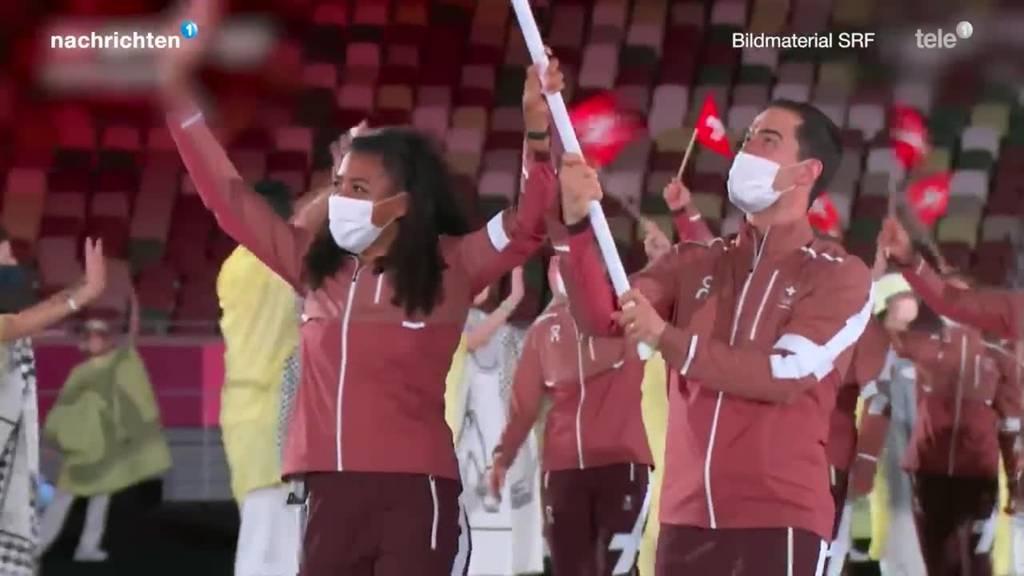 Olympische Spiele in Tokio sind eröffnet