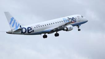Die Flieger des britischen Regionalfliegers Flybe bleiben künftig am Boden. (Archivbild)