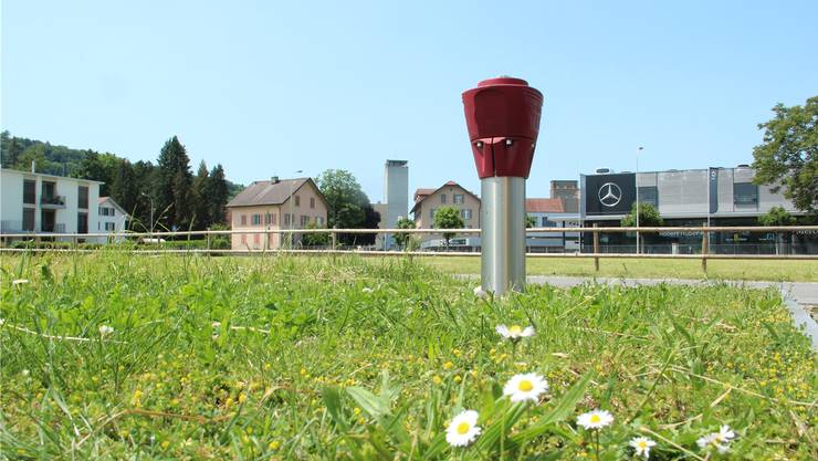 Jährlich wird etwa 20-mal ohne Bewilligung Wasser ab Villmerger Hydranten gezapft. Das soll nun ein Ende haben, die Gemeinde informiert.