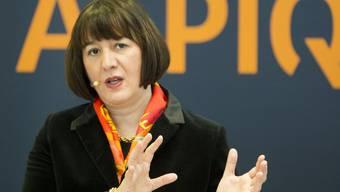 Jasmin Staiblin ist seit Anfang 2013 Chefin des Alpiq-Konzerns. Zuletzt musste die medienscheue Managerin vor allem Verluste vermelden.