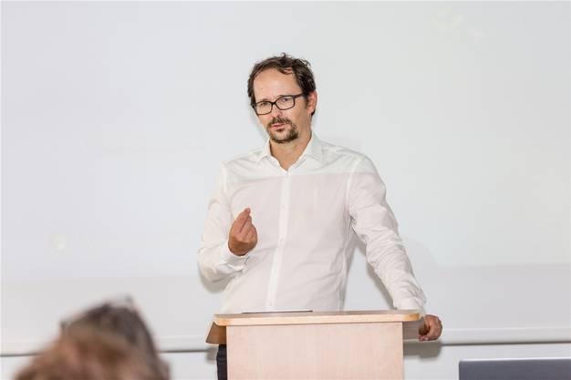 Balthasar Glättli ist ebenfalls bereits im Nationalrat und steht an vierter Stelle.