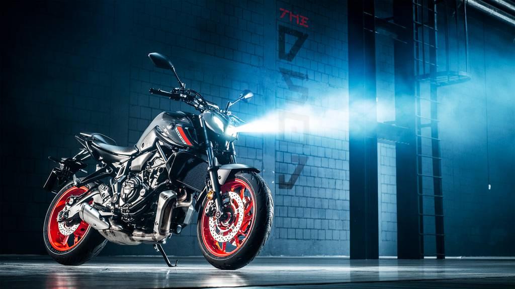 Gewinne ein brandneues Yamaha-Motorrad