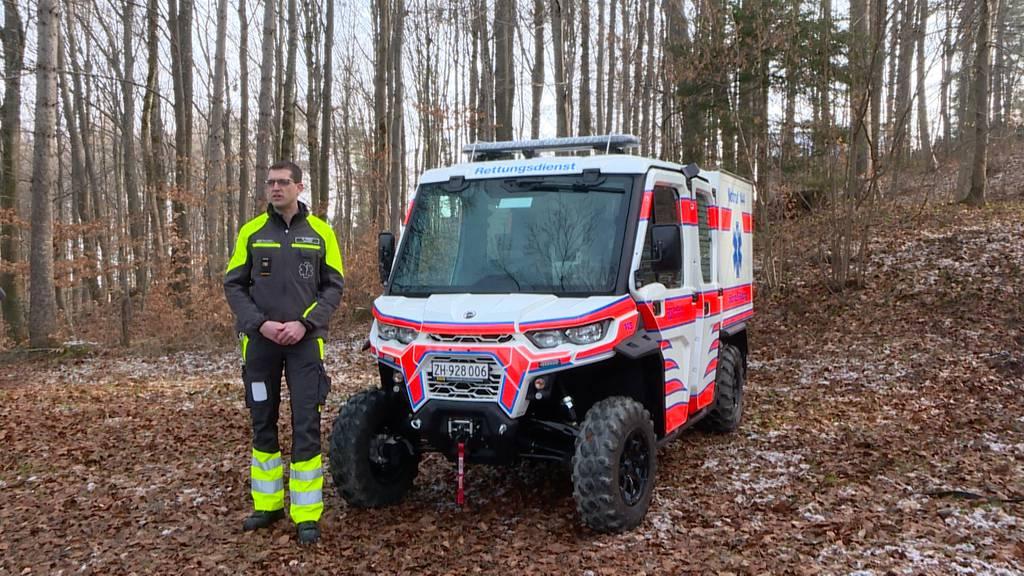 Schneller und sicherer: Schutz & Rettung Zürich beschafft neues Fahrzeug