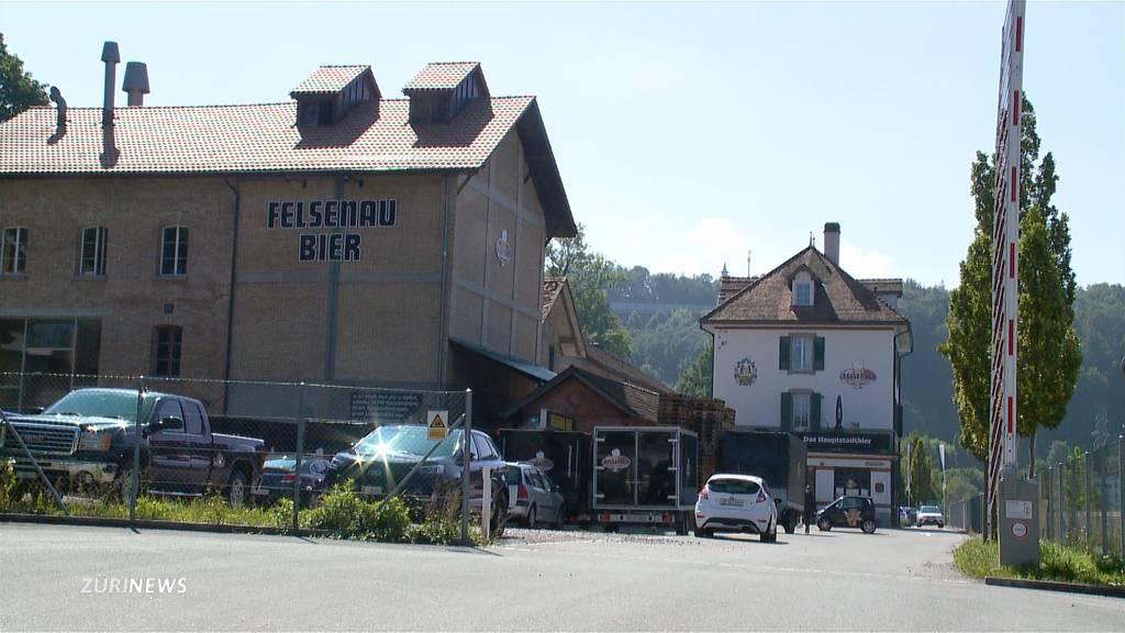 Brauerei Felsenau erreicht hohe Senkung des CO2