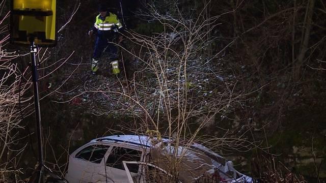 Tödlicher Autounfall in Rothrist