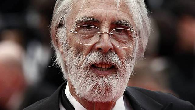 Michael Haneke in Cannes