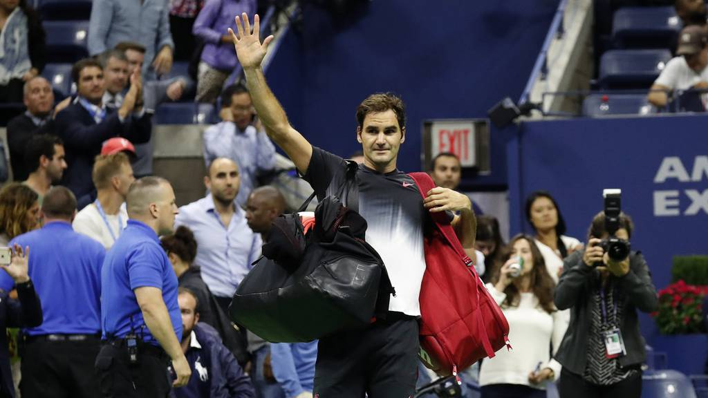 Federer bei den US Open out