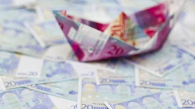 Der Bundesrat arbeitet an den Details zum Hilfspaket gegen den starken Franken (Symbolbild)