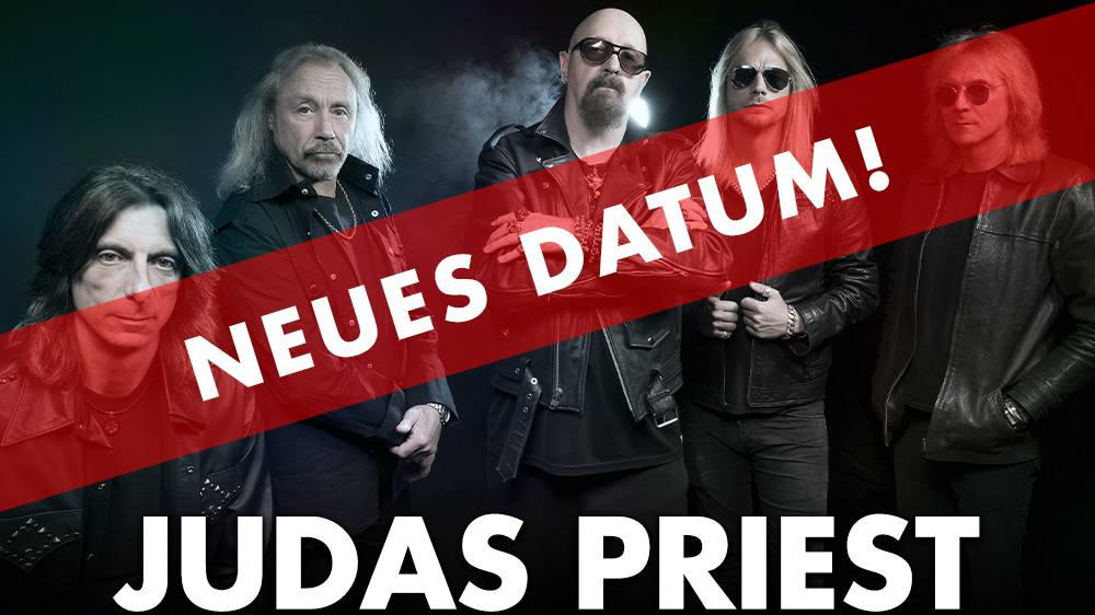 Judas Priest - Heavy Metal-Legenden in Zürich