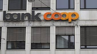 Der Hauptsitz der Bank Coop in Basel.