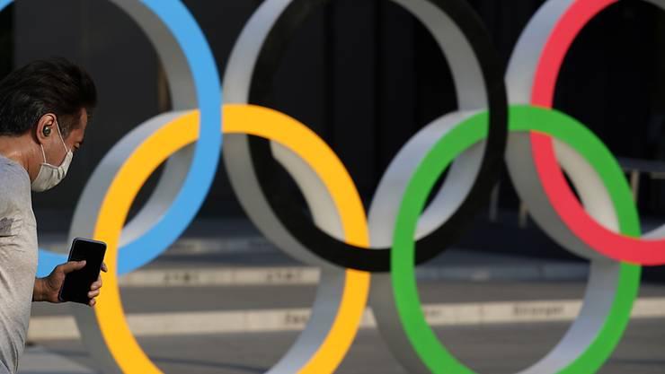 Die Olympischen Spiele in Tokio stehen weiter auf wackligen Füssen