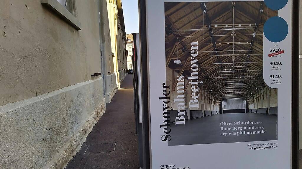 Neues Leben erwacht in der Alten Reithalle in Aarau