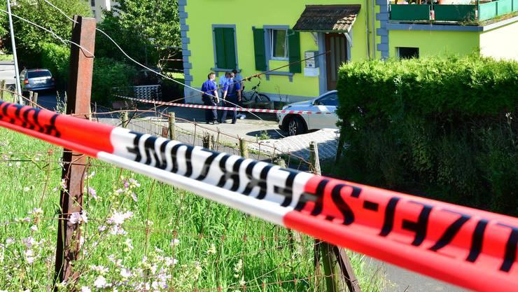 Am 4. Juli 2016 fand die Polizei in Winznau in einer Wohnung einen toten Mann auf.