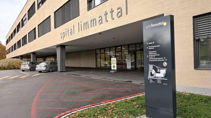 Die Fallzahlen steigen: Das Spital Limmattal bereitet sich auf die zweite Welle vor.