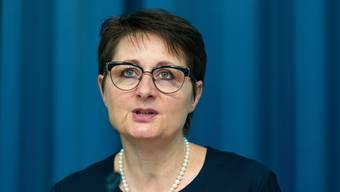 Franziska Roth wurde «gleichzeitig wie die Hirslanden Klinik Aarau über Details der Bewerbung in Kenntnis gesetzt, nämlich am Vorabend der geplanten Publikation», schreibt der Regierungsrat in der Antwort auf eine Interpellation.