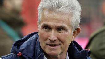 Der Sieg gegen Augsburg ist der 500. in der Bundesliga als Spieler und Trainer für Jupp Heynckes