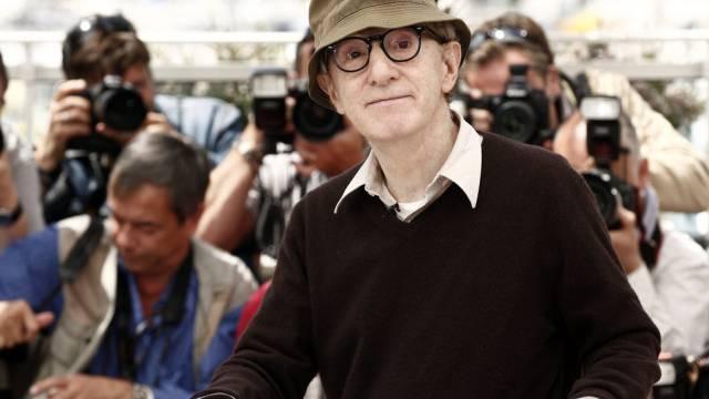 US-Regisseur Woody Allen in Cannes (Archivbild)