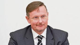 Marc Fehlmann arbeitet wieder als Direktor des Historischen Museums. (Archivbild)
