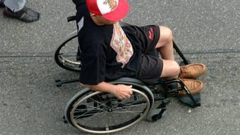 Invalidenversicherung: Auch auf dem Weg zu einer Beruhigung der Missbrauchsdebatte? (Bild: wal)