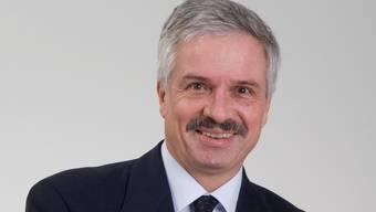 Der Fricktaler Bernhard Scholl (FDP, Möhlin).