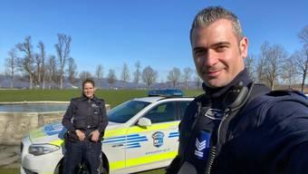 Die Kantons- und Regionalpolizeien erhöhen ihre Patrouillendichte.