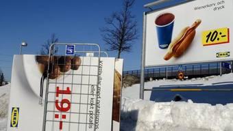 Zuletzt wurde Pferdefleisch in den Ikea-Hackfleischbällchen entdeckt (Symbolbild)