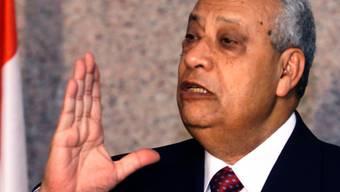 Exregierungschef Atef Obeid darf Ägypten nicht verlassen (Archiv)