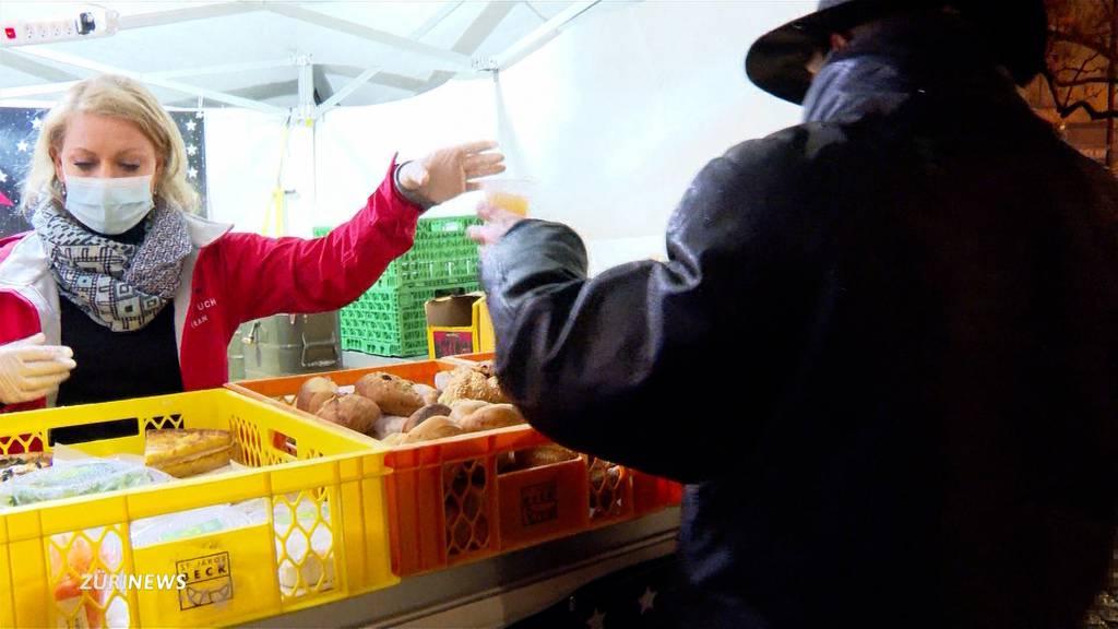 Kleider und Essen für Arme: «Haus Zueflucht» unterstützt Bedürftige während Corona-Krise
