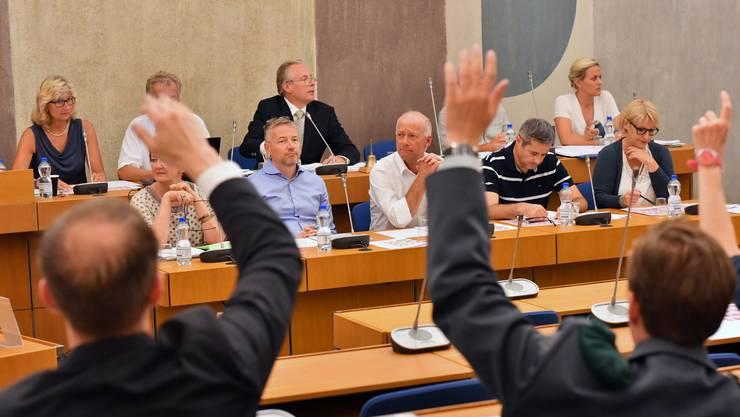 Sechseinhalb Stunden hat das Oltner Gemeindeparlament das Budget durchberaten.